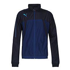 PUMA彪马 新款男子Evo Training 足球系列梭织外套65532550