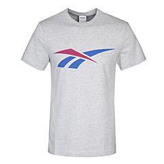 REEBOK锐步2017年新款男子LF 90S PRINT TEE短袖T恤BK6574