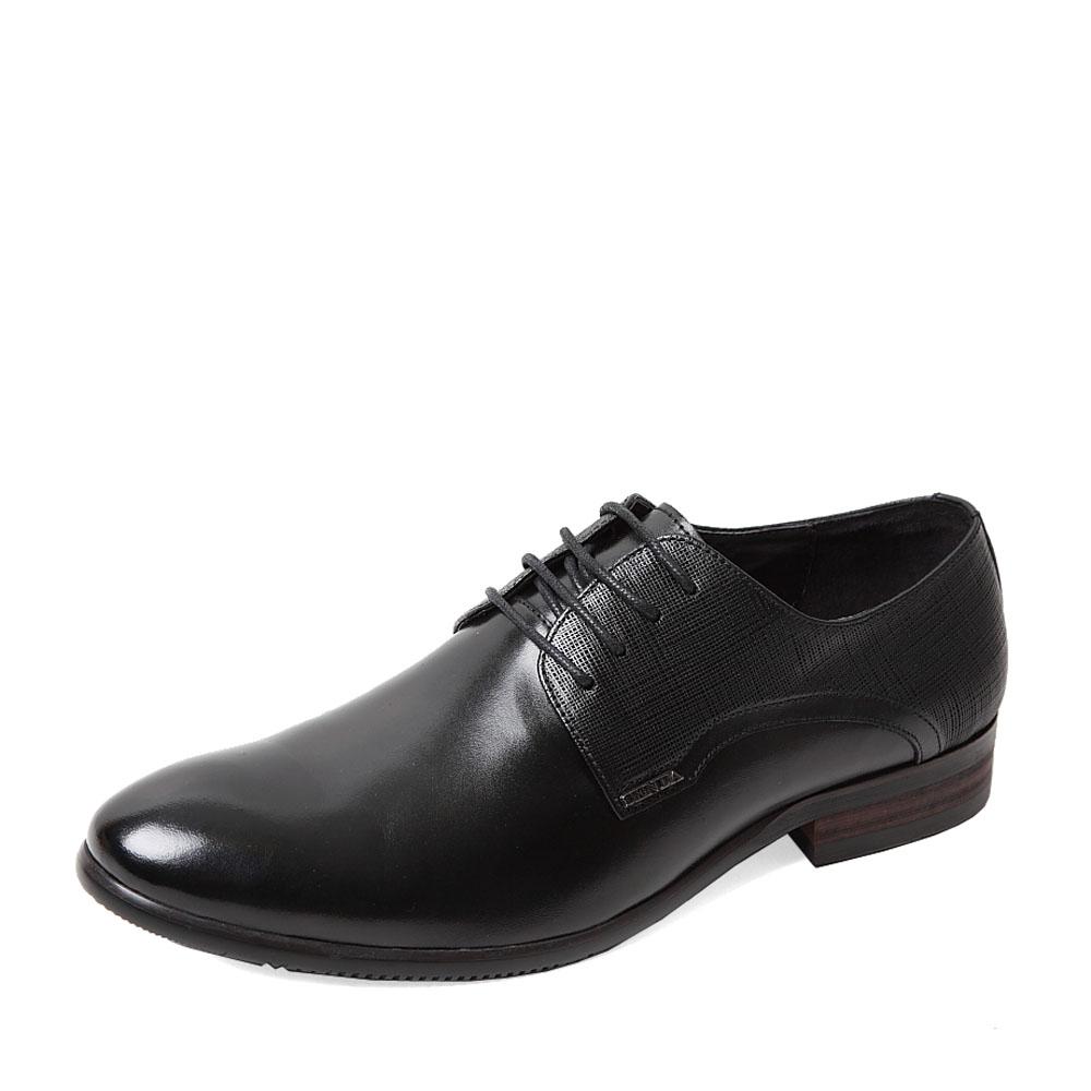 senda/森达2014秋季黑色牛皮男单鞋2lg05cm4