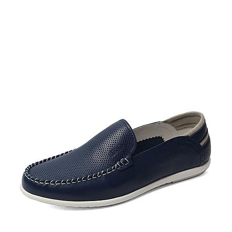 Senda/森达夏季专柜同款时尚舒适男单鞋2TU01BS6 专柜1