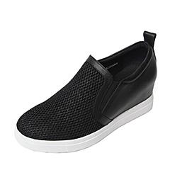Senda/森达秋季专柜同款时尚大气舒适休闲女单鞋I4O26CM6