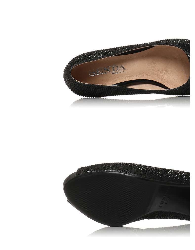 senda/森达春季专柜同款时尚优雅女单鞋3ph23au6