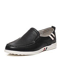 Senda/森达春季专柜同款时尚韩版休闲男乐福鞋LG104AM7