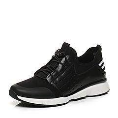 Senda/森达秋季专柜同款时尚帅气运动风男休闲鞋1LT03CM7