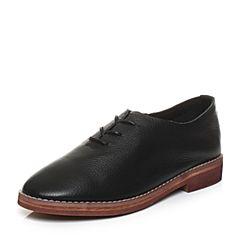 Senda/森达秋季专柜同款简约舒适女单鞋3QE01CM7
