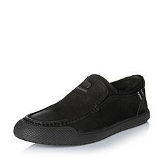 Senda/森达秋季专柜同款时尚韩版舒适男休闲鞋2BE20CM7