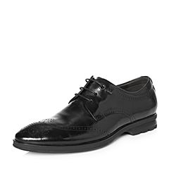 Senda/森达2018春季新款专柜同款英伦商务正装男鞋1DN10AM8