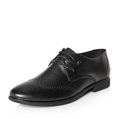 Senda/森达2018春季新款专柜同款英伦商务正装男鞋1DE10AM8