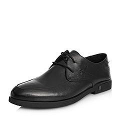 Senda/森达2018春季新款专柜同款大方牛皮商务正装男鞋V1302AM8