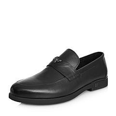 Senda/森达2018春季新款专柜同款时尚舒适男休闲鞋V1301AM8