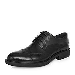 Senda/森达2018春季新款专柜同款英伦商务正装男鞋1QD06AM8