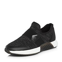 Senda/森达2018春季新款专柜同款潮流个性休闲男运动鞋1QK10AM8