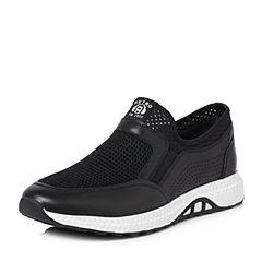 Senda/森達夏季新款專柜同款時尚韓版厚底男運動鞋V8F08BA8