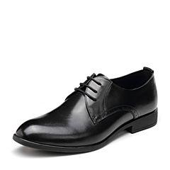 Senda/森达春季新款时尚大方商务正装男士鞋32721AM8