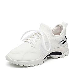 Senda/森达2018秋季新款专柜同款舒适休闲女运动鞋潮鞋3HA01CM8
