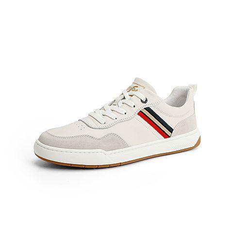森達2021秋季新款商場同款韓版潮流戶外平跟男休閑鞋1VS15CM1