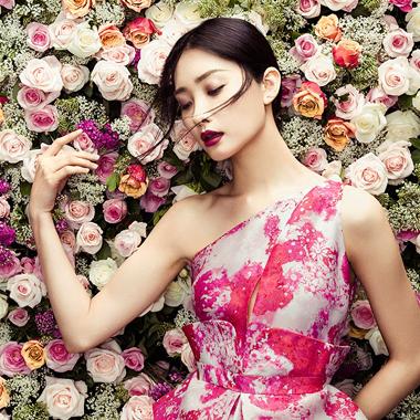 越南设计师品牌phuong my春夏广告时尚大片
