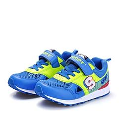 SNOOPY/史努比2015夏季新款男童中大童时尚透气网休闲鞋S715516
