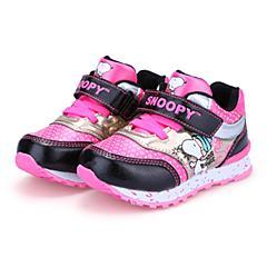 snoopy/史努比童鞋女童棉鞋新款运动鞋儿童保暖加绒二棉鞋休闲鞋 S915959