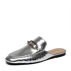 STACCATO/思加图春季专柜同款羊皮女凉鞋P9D90AH7