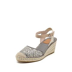 STACCATO/思加图2019专柜同款露趾羊皮革女皮凉鞋9W602AH9