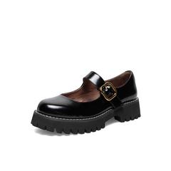 復古 淺口鞋