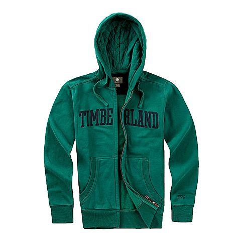 Timberland/添柏岚正品全拉链贴布卫衣4524J342