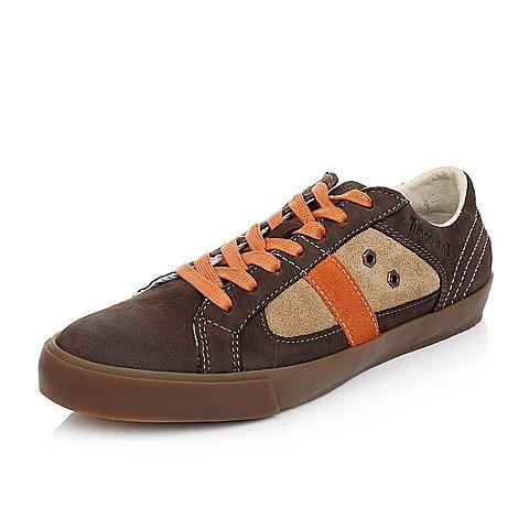 Timberland/添柏岚正品磨砂革和绒面革鞋面休闲单鞋9610A