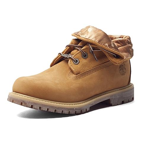 Timberland/添柏岚 新品女子户外防滑抗疲劳两穿翻靴A13ZO