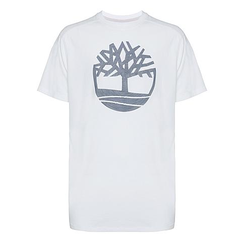 Timberland/添柏岚 2016新品男子纯棉透气短袖T恤衫A11HJ100