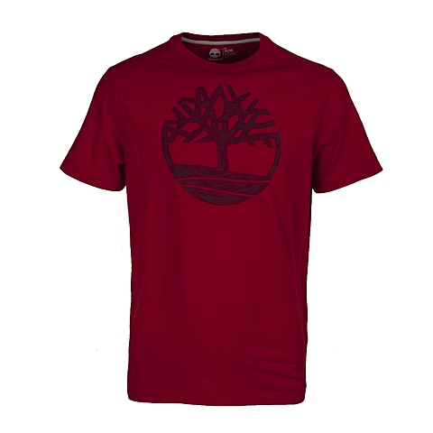 Timberland/添柏岚 新品男子纯棉透气短袖T恤衫A11HJ625