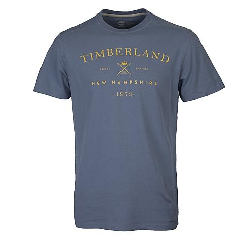 Timberland/添柏岚 新品 男子户外纯棉透气短袖T恤衫A18O7A42