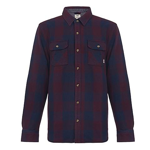 VANS万斯 新款男子长袖衬衫VN-0YV0H6S