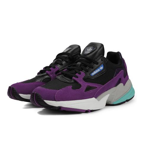 阿迪新款男鞋_【阿迪三叶草adidas OriginalsCDR18紫】adidas阿迪三叶草女子FALCON W ...
