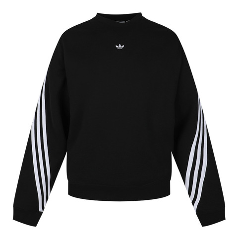 adidas Originals阿迪三叶草2020男子3STRIPE WRAP CR卫衣FM1522