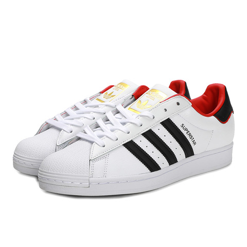 adidas Originals阿迪三叶草2020中性SUPERSTARFOUNDATION休闲鞋FW6384