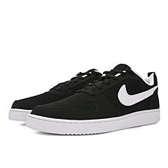 NIKE耐克男子NIKE COURT BOROUGH LOW复刻鞋838937-010