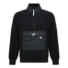 Nike耐克男子AS M NSW TOP HZ CORE WNTR SNL套头衫929098-010